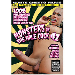 Monsters Of She Male Cock...
